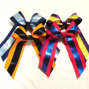 Large Bow, Mystic, Set of 4, Batch L6, Made in the USA