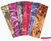 Cotton Headbands Stretch Elastic Yoga Soft and Stretchy Sports Fashion Headband for Teens Women Girls by Kenz Laurenz