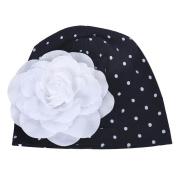 Datework Baby Girl's Flower Hats Baby Hats Hat Winter Autumn