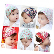 Cotton Printing Children Baby Girl Hair Band Headband Accessories