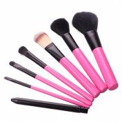 ABC® 7Pcs Professional Goat Hair Makeup Brush Set Tools Cosmetic Make Up Brush Set