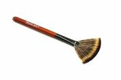 EIEGANT BEAUTY Fan Makeup Brush-Premium Synthetic Bristle