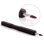 Aenmil® Makeup Lip Brush Portable Retractable Cosmetic Lip Brush Lipstick Gloss Tool