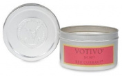 Votivo Travel Tin Candle Red Currant