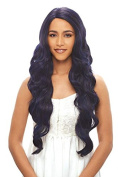 Janet Collection Human Hair Blend Brazilian Scent Lace Front Wig - AILEEN