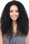 """BeShe Deep """"J""""-Part Lace Front Wig - LLDP-212"""
