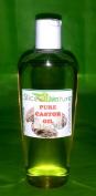 Slice of Nature Virgin castor oil helps hair grow rids off dandruff 120ml