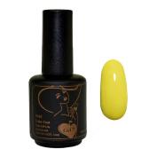 Gel Nail Polish, Gel 7 Soak Off Gel LED UV Manicure Polish 15ml - Canary Craze