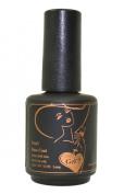 Gel Nail Polish, Gel 7 Soak Off Gel Base Coat LED UV Manicure Polish