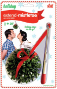 DCI Decorative Extend Telescopic Mistletoe for Holiday Party