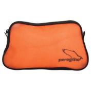 Window Toiletry Bag Orange Medium