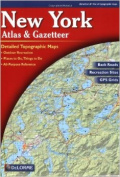 Universal Map 13722 New York Atlas - Gazetteer