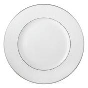 Lenox Floral Veil Bone China Platinum Banded Salad Plate