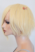 Epic Cosplay Aphrodite Butterscotch Blonde Layered Short Cosplay Wig 38cm