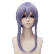 Anogol Hair Cap+Seraph of the End Shinoa Hiragi Cosplay Wig Costume DM-464