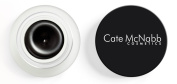 Cate McNabb Cosmetics Natural Mineral-Based Black Gel Eyeliner, Waterproof, 5ml