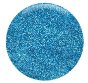 Ocean Blue Jewel - Holographic Blue Fine Glitter Powder .008 - 1/2 (lb) pound packaged In a thick 6 ml bag - Bulk and Wholesale Glitter Made In the USA!