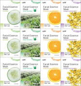 Kareway Epielle Assorted Facial Essence Mask