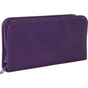 Royce Leather Aristo Italian Bonded Leather Travel & Grooming Kit