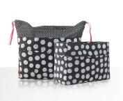 Baby Nappy Bags Organiser Insert-waterproof Insulation Sleeve Storage Bag