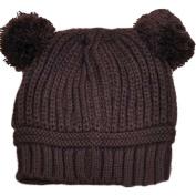 Baby Girls Boys Kids Knit Cap Winter Warm Hat