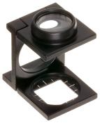 Donegan V388-1/2 Thread Counter Linen Tester Magnifier, 8X Magnification, 1.3cm Diameter Lens