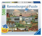 Ravensburger Beacons Cove Large Format Puzzle