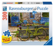 Ravensburger Vintage Bicycle Large Format Puzzle