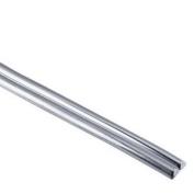 10 Gauge Double Half Round Dead Soft .925 Sterling Silver Wire - 1.5m