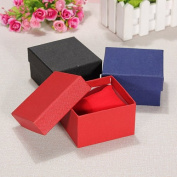 Paper Cardboard Bracelet Wrist Watch Boxes Case Jewellery Gift Box by 24/7 store