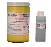 Print-On Silicone Ink Yellow 1.1kg kit