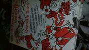 Cleo Vintage 15 Jumbo Comic Valentines