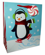 Juvenile Holiday Christmas Gift Bag Assortment-Includes 1; styles vary