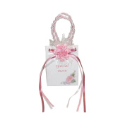 "Miniature Music Box Mini Gift Bag - Pink bag 'My Special Mom' ""You Are My Sunshine"""