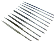 Set of 10pcs Files Set for Hobbyist and Jewellers