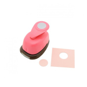 1.6cm inch Circle Shape Lever Action Craft Punch for Paper Crafting Scrapbooking Cards Arts