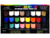 Palmer Prism Acrylic Paint Set 30ml 24 Jar