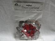 Heart Tinsel Garland
