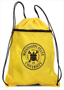 Superbagline QSB53 Yellow Polyester Backpack - Pack of 25