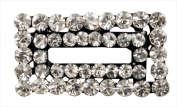 Catherine Lillywhite GC1220RE Rectangle Rstone Hair Pin