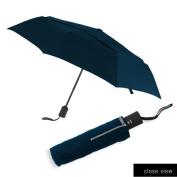 Peerless 2361V-Navy Vented Executive Mini Umbrella Navy