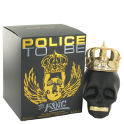 Police Colognes 503474 Police To Be The King by Police Colognes Eau De Toilette Spray 120ml
