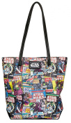 Loungefly Star Wars Colour Comic Print Tote Bag