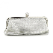 Kingluck Gorgeous Crystal Evening Handbag Clutches