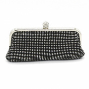 Kingluck Gorgeous Crystal Evening Handbag Clutches