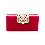 Kingluck Womens Evening Cocktail Wedding Party Handbag Clutch Purse Wallet