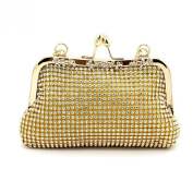 Kingluck Rhinestones Wedding/Special Occasion Top Handle Bags/Evening Handbags