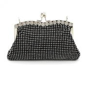 Kingluck Elegant Full Rhinestone Wedding Hand Bags Bridal Accessory Party Prom Handbags