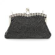 Kingluck Elegant Full Rhinestone Wedding Hand Bags Bridal Accessory Party Prom Handbags