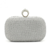 Kingluck Charming Crystal Evening Bag/Clutches
